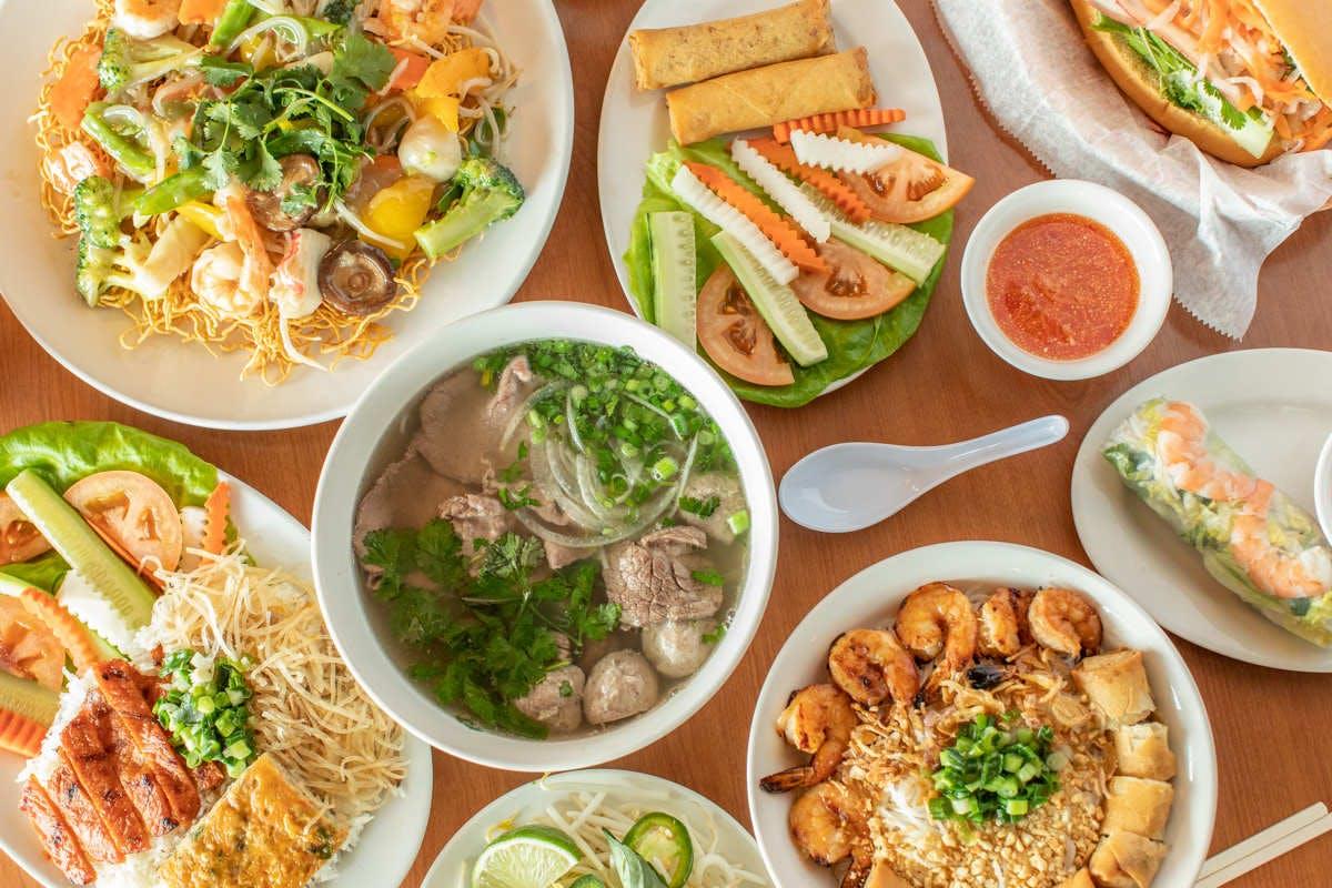 Saigon Noodles in Madison - Highlight