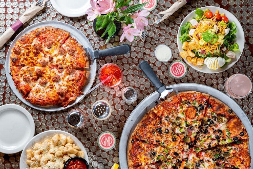 Glass Nickel Pizza - Appleton in Appleton - Highlight
