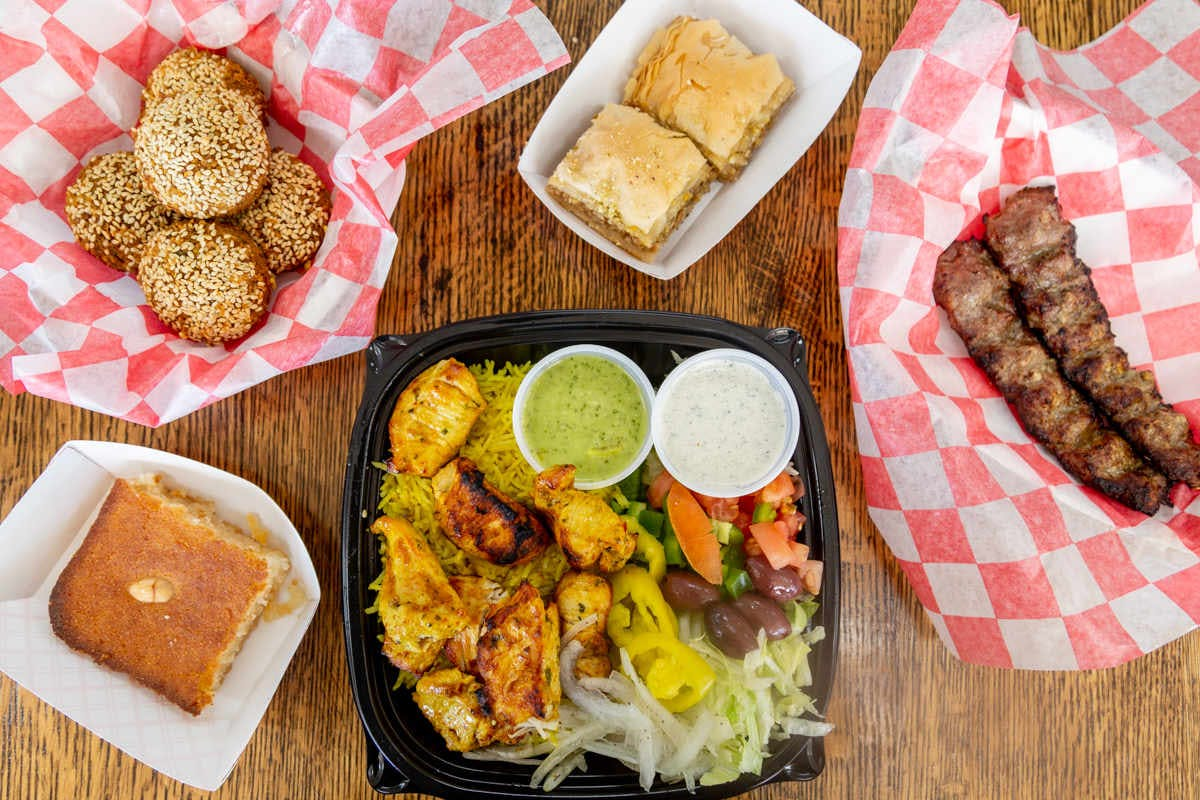 Chebaro, Mediterranean Grill in Lawrence - Highlight