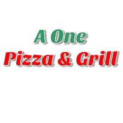 Logo for A One Pizza & Grill
