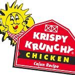 Logo for Krispy Krunchy Chicken