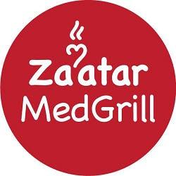 Logo for Za'atar MedGrill