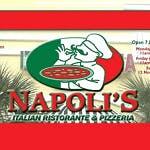 Logo for Napoli's Italian Restaurant & Pizzeria
