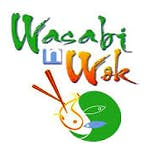 Logo for Wasabi N' Wok