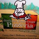Logo for Cravings Pizzeria