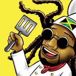 Logo for Caribbean Jerk Pot
