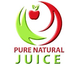 Logo for Pure Natural Juice