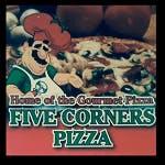 Logo for Five Corners Pizza