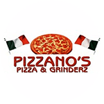 Logo for Pizzano's Pizza & Grinderz - Clermont