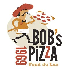 Logo for Bob's Pizza