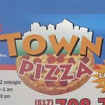 Logo for Town Pizza