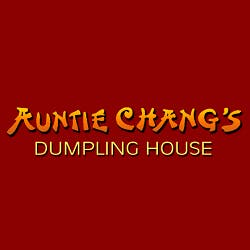 Logo for Auntie Chang's Dumpling House