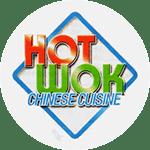 Logo for China Hot Wok