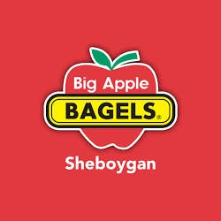 Big Apple Bagels Menu and Delivery in Sheboygan WI, 53083