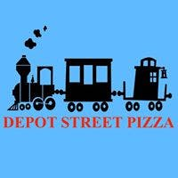 Logo for Depot Street Wood Fired Pizza