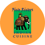 Logo for Five Rivers Indian Cuisine