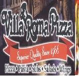 Logo for Villa Roma Pizza Company