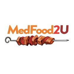 Logo for Med Food 2 U