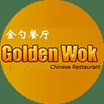 Logo for Golden Wok