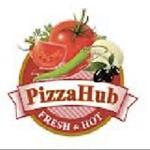 Logo for Pizza Hub
