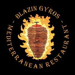 Logo for Blazin Gyros