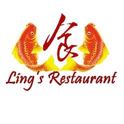 Logo for Ling's Restaurant - Fry Rd