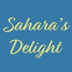 Logo for Sahara's Delight