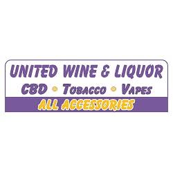 Logo for United Wine & Liquor