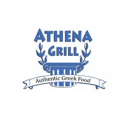 Logo for Athena Grill