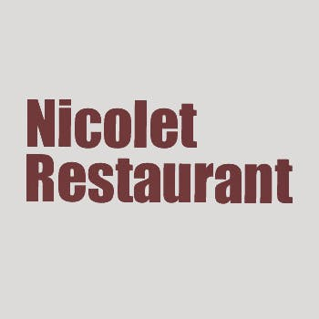 Nicolet Restaurant Menu and Delivery in De Pere WI, 54115