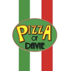 Logo for Pizza of Davie
