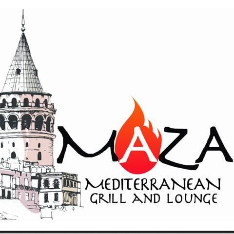 Logo for Maza Mediterranean Grill & Lounge Halal