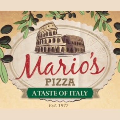 Logo for Marios a Taste of Italy