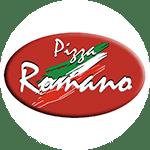 Logo for Pizza Romano