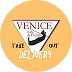 Logo for Venice Pizzeria
