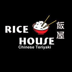 Rice House Chinese Teriyaki Menu and Delivery in Cedar Falls IA, 50613