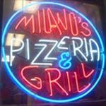 Logo for Milano's Pizzeria & Grill