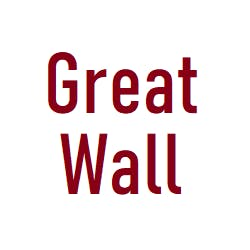 Logo for Great Wall - Salina