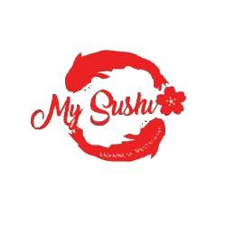 Logo for My Sushi Japanese Restaurant