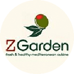Logo for Z Garden Mediterranean