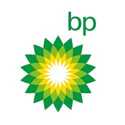 Logo for BP Jackson St