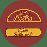 Logo for Nostra Pizza