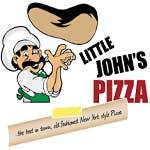 Logo for Little John's Pizza
