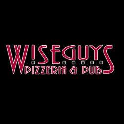 Logo for Wiseguys Pizzeria & Pub