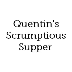 Logo for Quentin's Scrumptious Supper