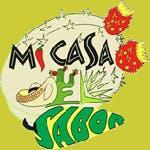 Logo for Mi Casa De Sabor Bar & Grill