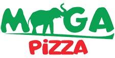 Logo for Mega Pizza