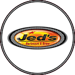 Logo for Jed's Barbeque & Brew
