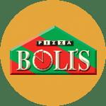 Logo for Pizza Boli's