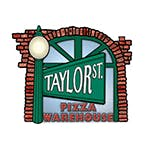 Logo for Taylor Street Pizza